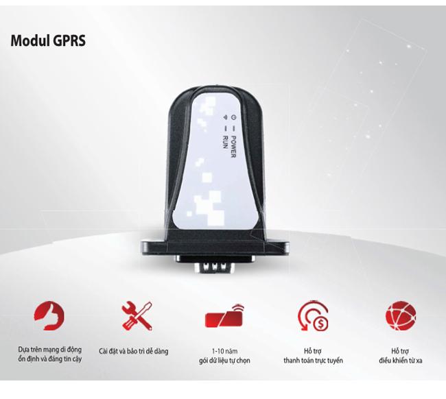 MODULE GPRS